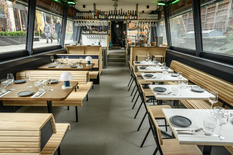 London Food and Drink Photography – The Cheese Barge Paddington Menu London 2021 – Nic Crilly-Hargrave-150