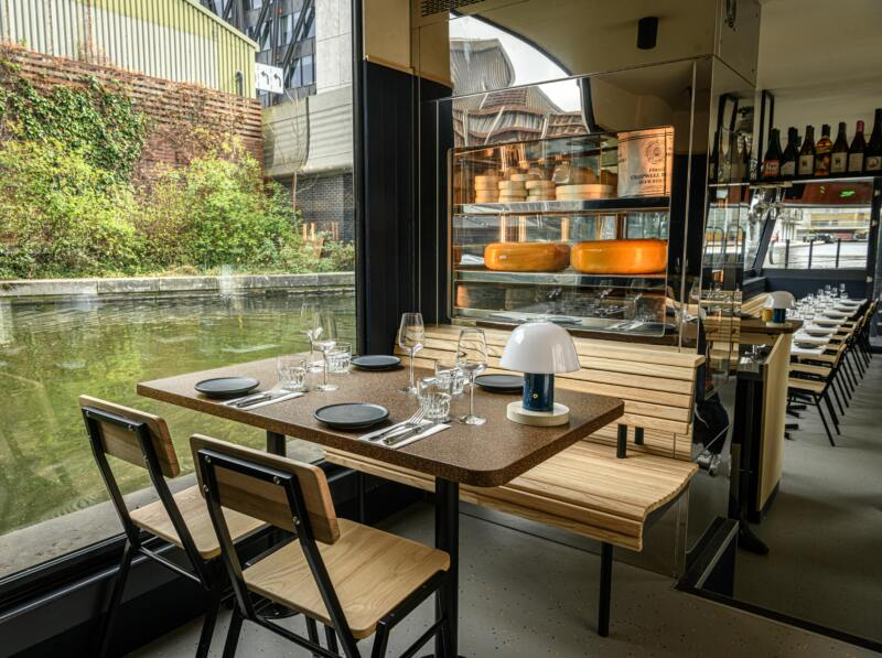London Food and Drink Photography – The Cheese Barge Paddington Menu London 2021 – Nic Crilly-Hargrave-23