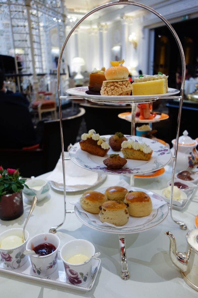 Savoy Afternoon Tea-10-2