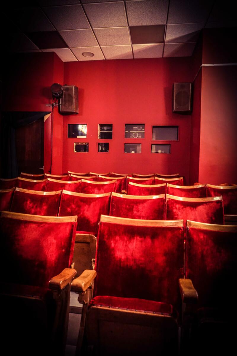 26 Unusual Museums To Visit in London (Image of The Cinema Museum)