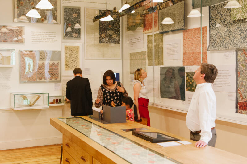 26 Unusual Museums To Visit in London (Image of The William Morris Museum)